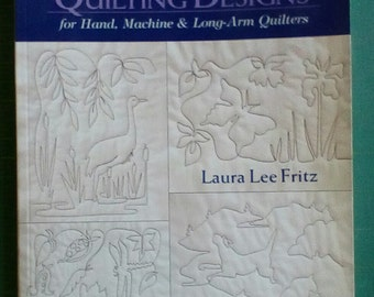 250 Continuous Line Quilting Patterns