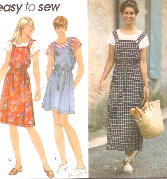 1b0c19f24 overall dress sewing pattern - Ecosia