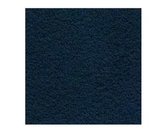 Ultrasuede Beading Foundation or Backing 43283 , Classic Navy Blue 8.5 Inches, Ultra Suede Cabochon Backing, Bead Backing, Microfiber Fabric