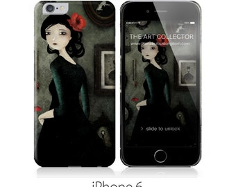 Phone Case - The Art Collector - iPhone5 - iPhone 6 - Samsung Galaxy
