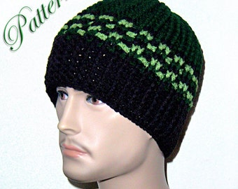 "Winter Hat """"""P A T T E R N"""""""