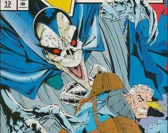 Issue 13 Cable 1994 Comic Book In Vg