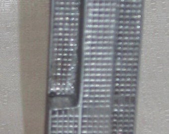 Sears Tower Building in Pewter finish Chicago Il made in USA