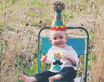 Fiesta Birthday Hat Only
