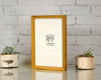 8x12 inch Picture Frame in Foxy Cove Style and Finish Color OF YOUR CHOICE - Handmade 8x12 Photo Frame - 8x12 Wooden Art Frame