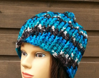 clearance- womens crochet hat, slouchie beanie, beanies for girls, hats for girls, slouch hats, womans hat, clearance gifts, sale items 1604