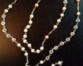 Custom Personalized Rosary,