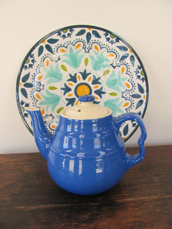 Vintage Tea pot on Etsy