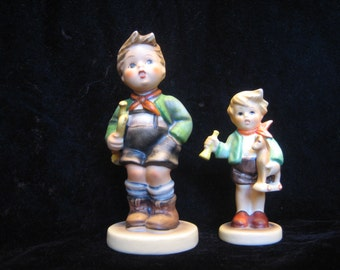SALE Hummel boys with musical instruments # 97 and # 239/C