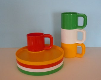 Ingrid Chicago Vintage Mini Snack Set