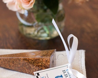 Rustic Wedding favors - BBQ dry rubs and dip mixes for personalized guest gifts