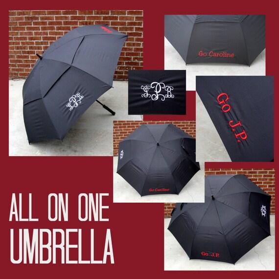 "62"" Auto-Open WindBuster Umbrella"