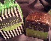 Half Pound Cube of Gluten-free Brownies & Blondies