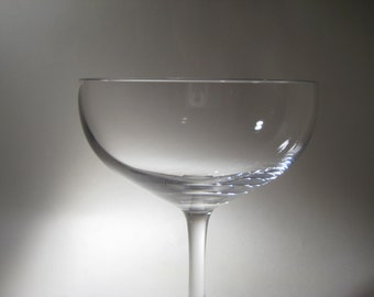 Fostoria Crystal Champagne Coupe