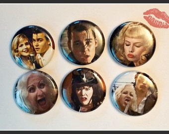 """Cry Baby - 1"""" Button Choose Your Own"""