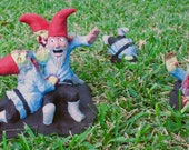 Zombie Gnomes: The Horde