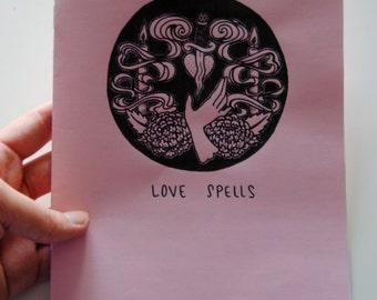 Love Spells Zine