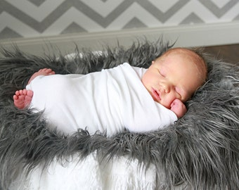 Newborn Wrap, Stretch Knit Wrap, Newborn Photo Prop, Layering Blanket, Photography Prop, Baby Wrap, Newborn Photo Wrap, Stretch Knit Fabric