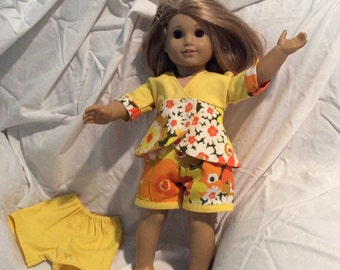 Three Piece 18' Doll Outfit