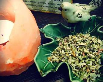 WOOD BETONY Dried Loose Herb, Witches Apothecary