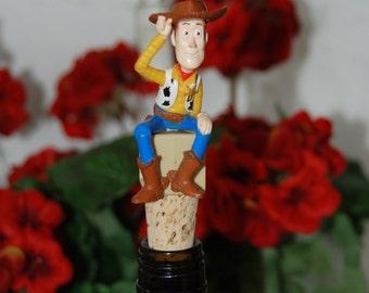 Woody Wine Bottle Stopper Toy Story Disney