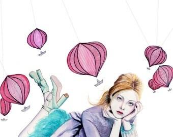 Bonjour Balloons