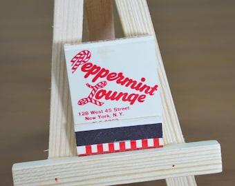 Peppermint Lounge New York Matchbook