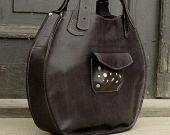 handmade bag woman leather handbag Lusi
