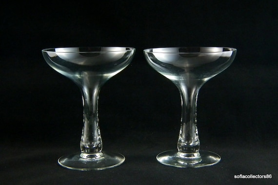 Hollow stem champagne glasses champagne by soflacollectors86 - Champagne flutes hollow stem ...