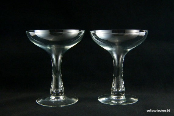 Hollow stem champagne glasses champagne by soflacollectors86 - Hollow stem champagne glasses ...