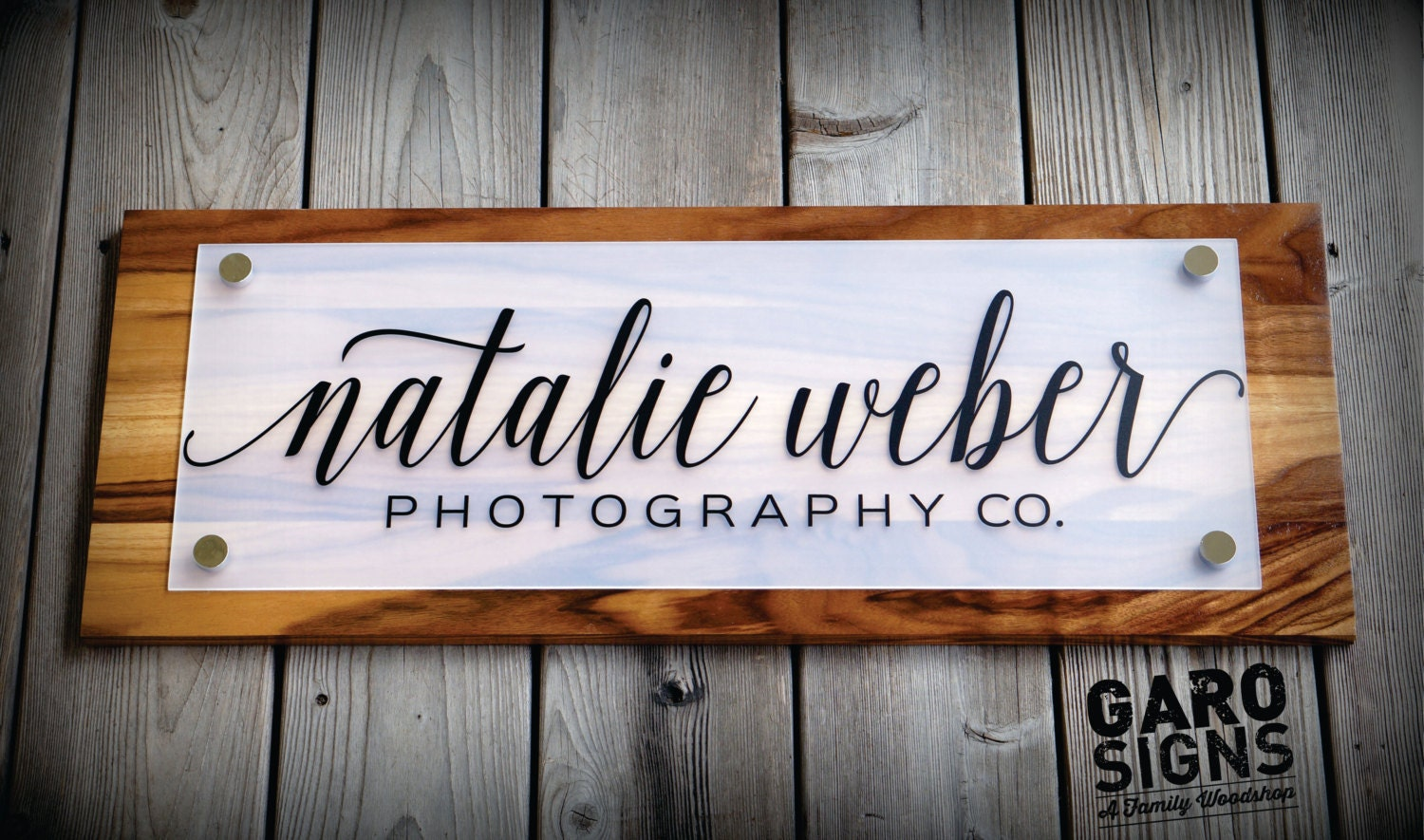 Custom Store Front Business Sign And Store Display Sign
