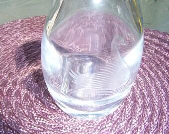 Kasta art glass vase