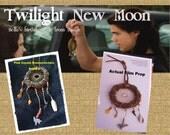 Twilight Saga New Moon Bella Birthday Gift Jacob Replica Film Prop Inspired Dreamcatcher