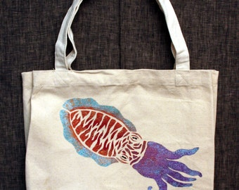Cuttlefish Tote
