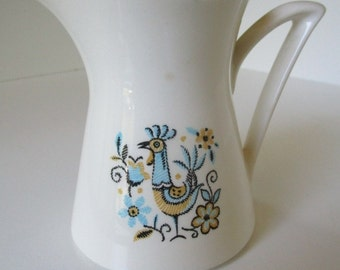 Mid Century Rooster Creamer/Pitcher