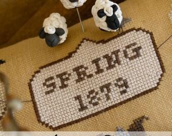 Sheep Pins set