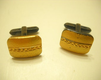 Vintage Hickok, USA Cuff Links (664) (BP)