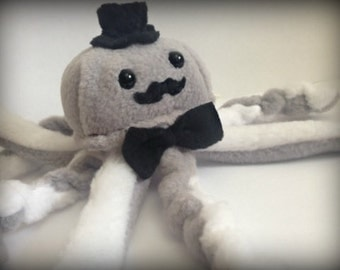 Gentleman Jerry the Jellyfish Plush