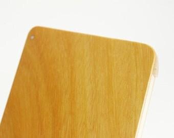 Wood Business Card Holder (Yellowheart)