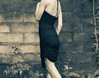 Long Hooded Dress ~  Maxi Dress ~ Hooded Dress ~ Bamboo Dress ~ Women Dress ~ Women Tunic ~ Summer Dress ~ Summer Sale 15% discount