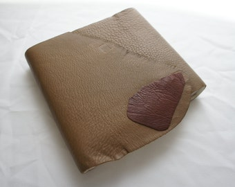 Handmade Blank Book (round back style)