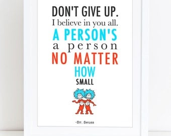 printable dr seuss quote cat in the hat nursery quote the
