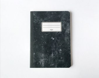 Classic Notebook - Journal - Sketchbook - Blank pages - Lined pages