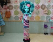 """Honey's """"Summer Chic"""" Maxi Dress, Made to Fit Monster High Dolls"""