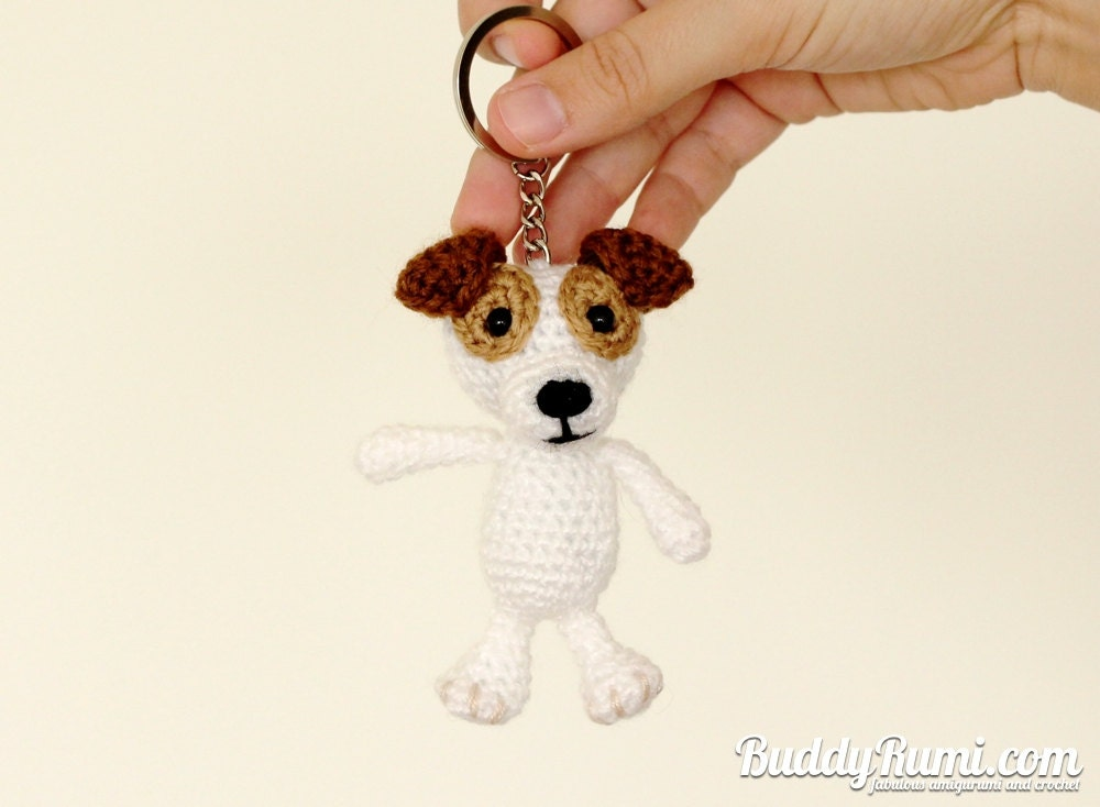 Amigurumi Jack Russell Pattern : Amigurumi dog ears kalulu for