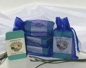 Sierra Blue Shea butter Soap- Mens' fragrance Bar