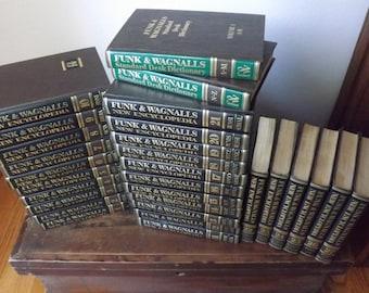 Funk & Wagnalls New Encyclopedia ~ Hardbound Book ~ Copyright 1971, 1975 ~ Rowan and Martin ~ Johnny Carson