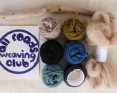 Weaving Club - Project #1