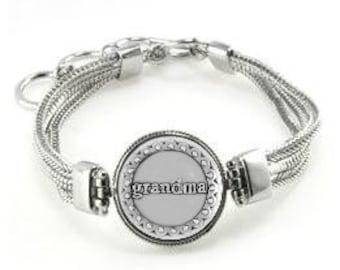 Grandma Bracelet - Gift For Grandma - Grandma - Jewelry For Grandma - Grandmother Bracelet - Gift For Grandmother - Jewelry For Grandmother