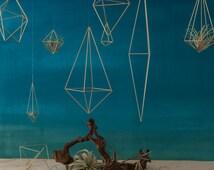 25 Brass geometric party decorations, geometric wedding decorations, window display, photo props, nursery decor,himmeli